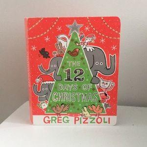 The 12 days of Christmas Greg Pizzoli